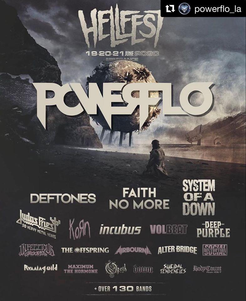 Powerflo Hellfest